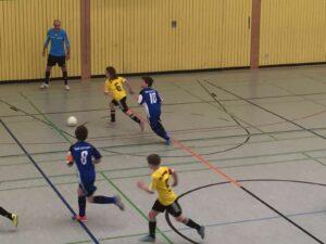 WFV Junior Endrunde 3