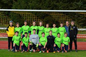 C Junioren Saison 2016/17